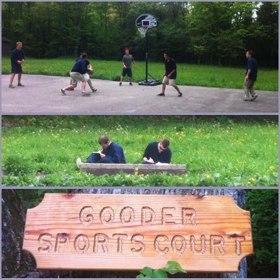 Gooder Sports Court